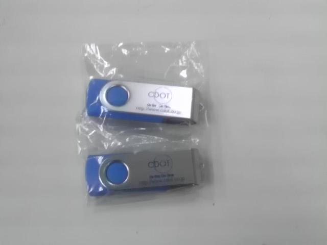 USBメモリー OPPフィルムで包装